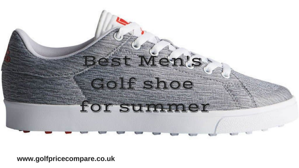 best mens golf shoes for summer