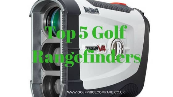 TOP 5 GOLF RANGEFINDERS