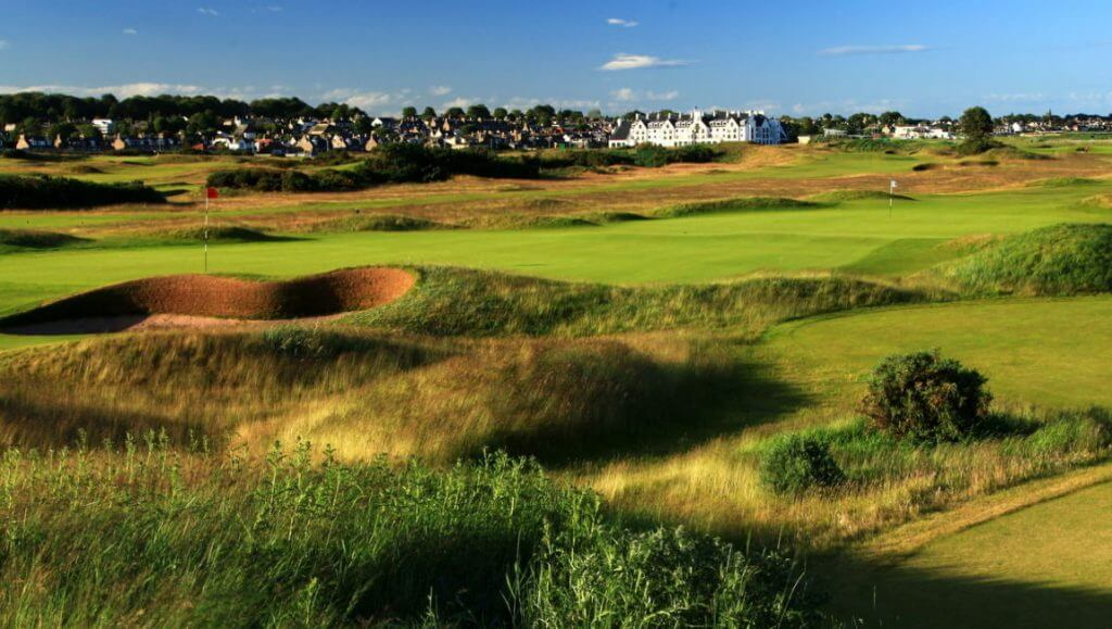Top Ten Golf Courses in the United Kingdom • Any Day Golfer