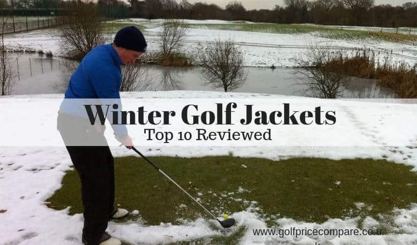 winter golf jackets