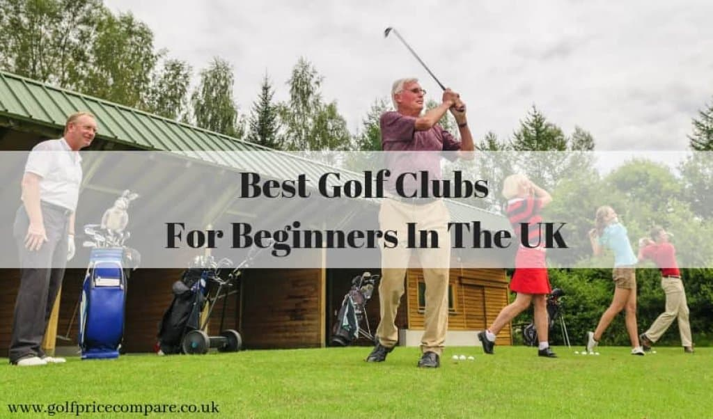 Best Golf Clubs For Beginners in the UK