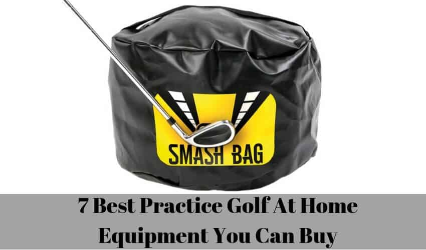7 Best Practice Golf At Home Equipment You Can Buy