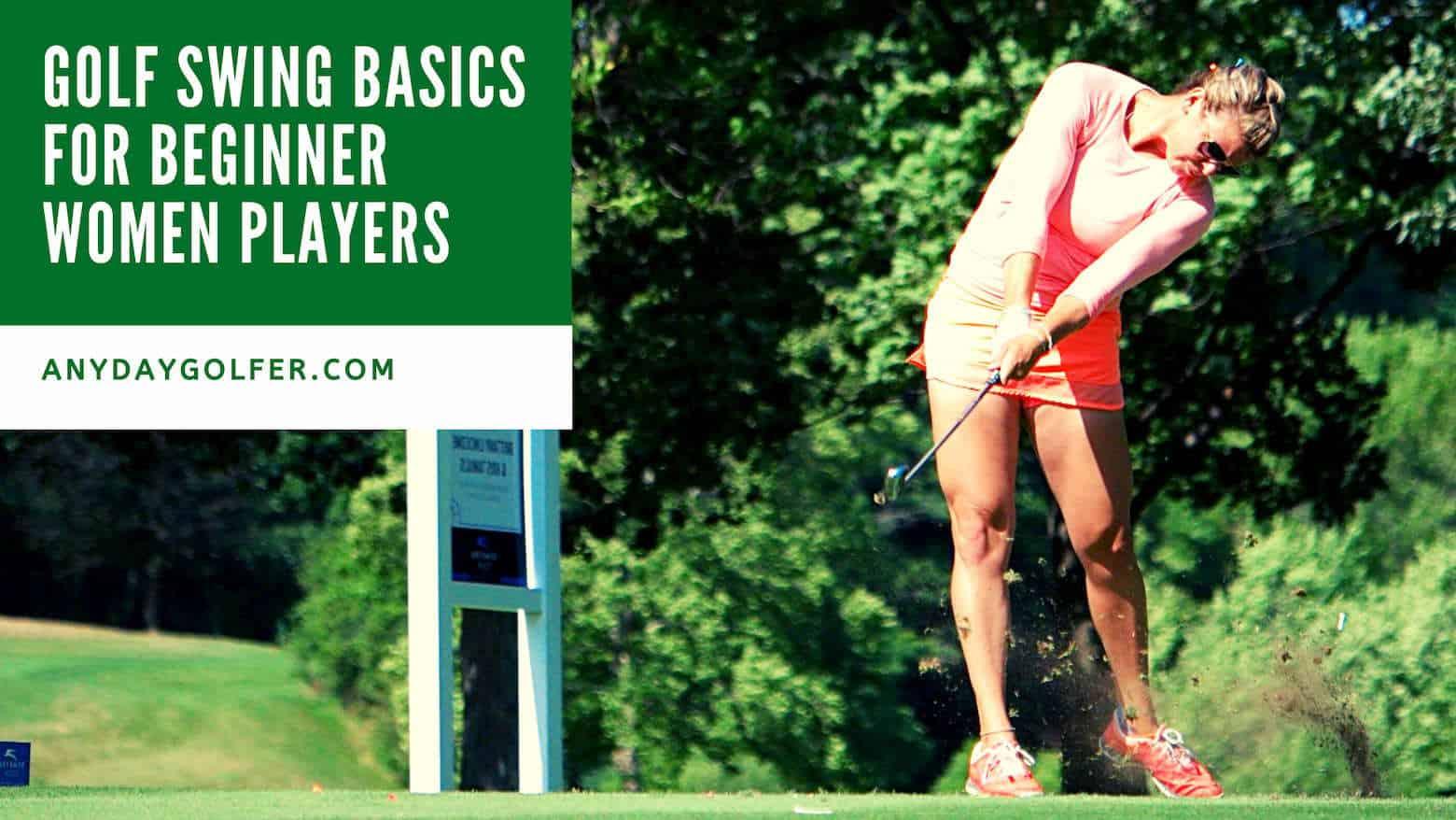 beginner swing women tips
