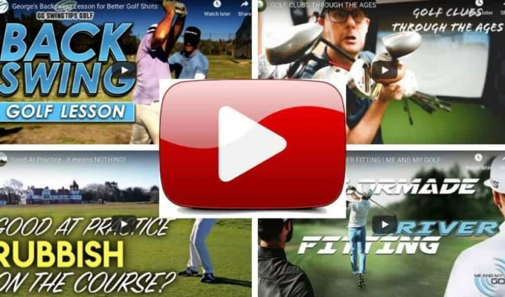 7 best golf youtubers
