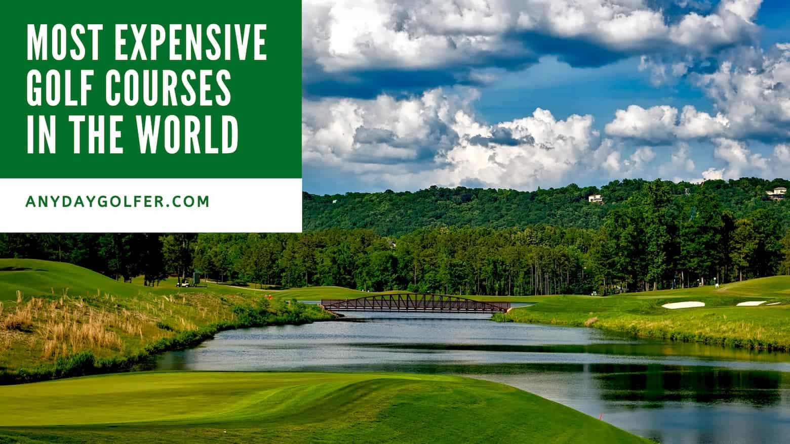 expensive golf courses
