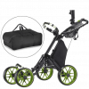 four wheel golf trolley