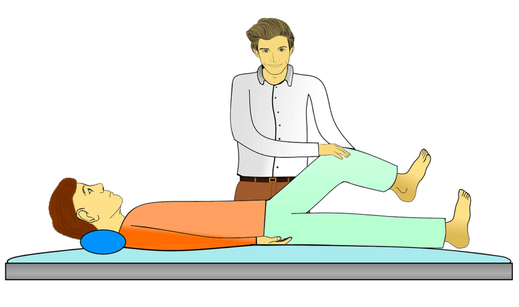 UK Golf Blogs image- Physiotherapy for golfing injuries