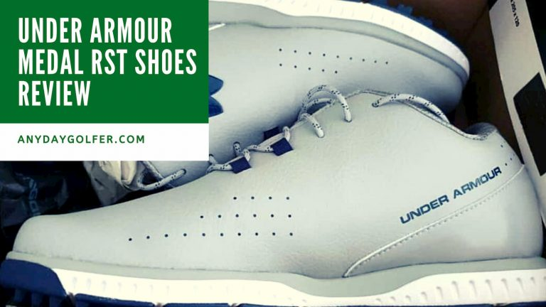 Under Armour Medal RST Shoes