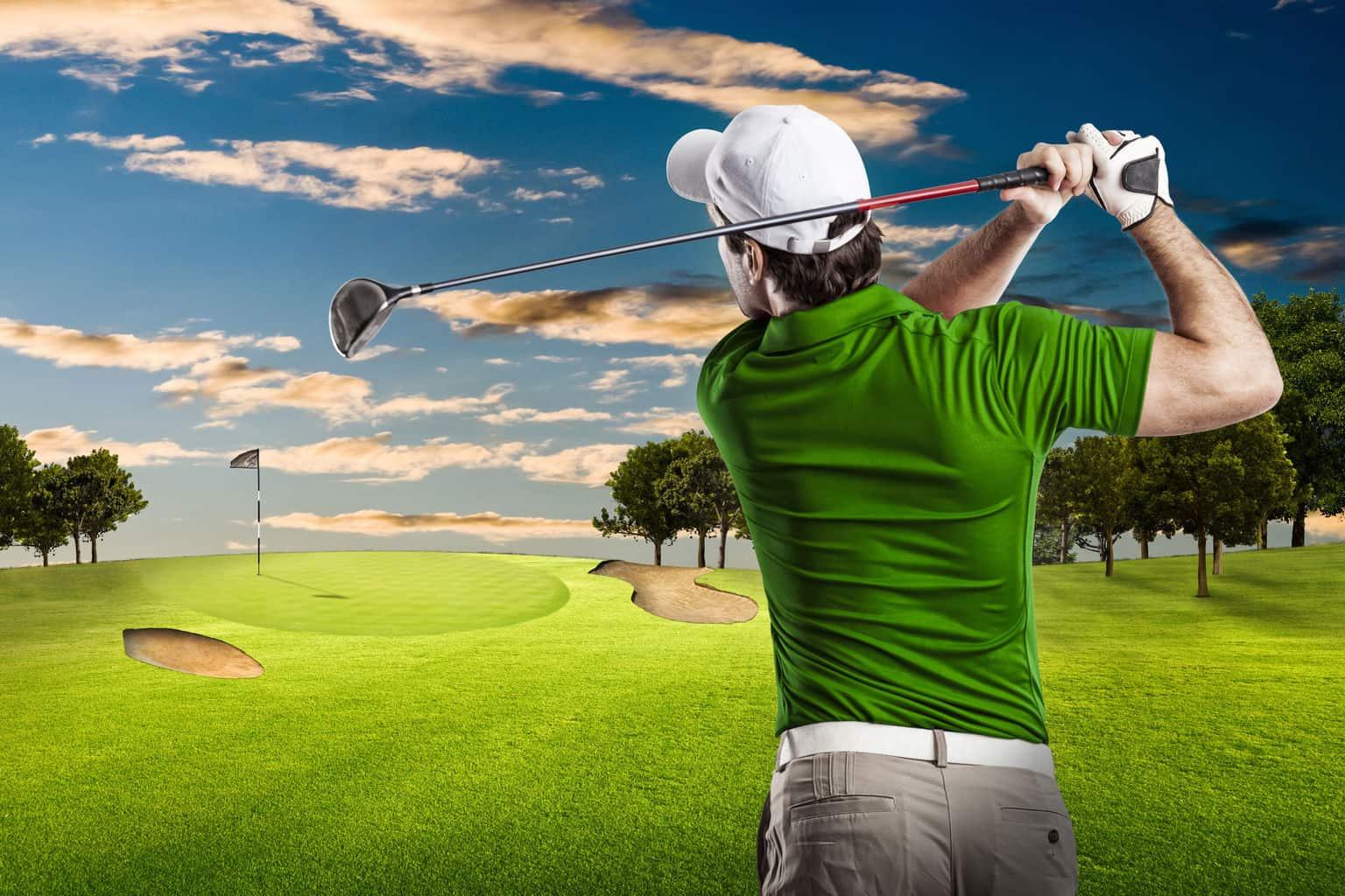 why do golfers wear hats