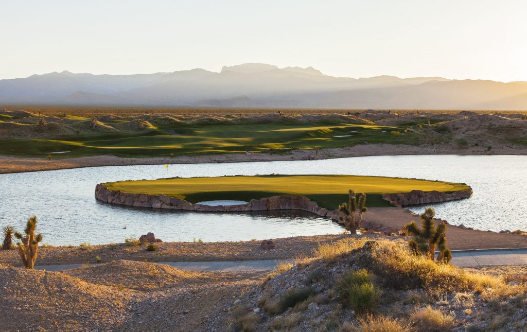 Wolf Course at Paiute Golf Resort