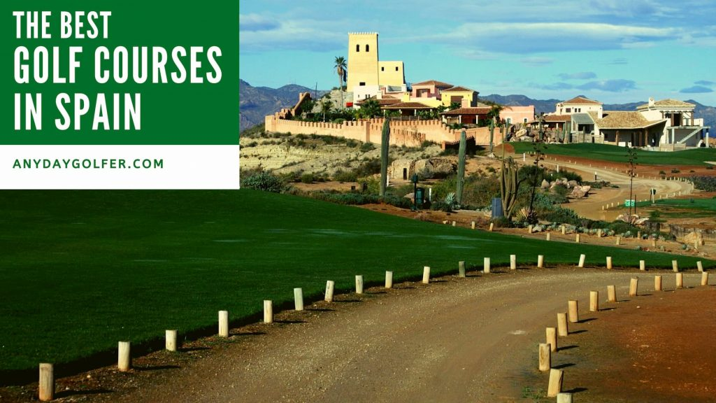 best golf courses spain