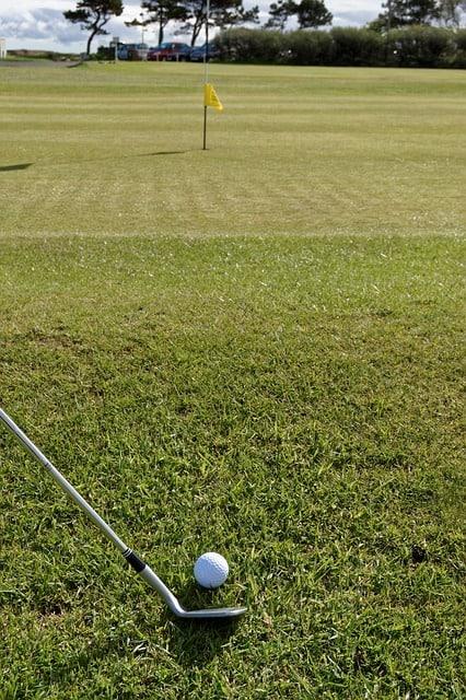Golf chip shot