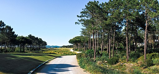 Oitavos Dunes is among the finest courses in Portugal.