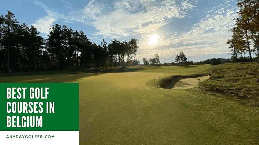 best golf courses in belgium
