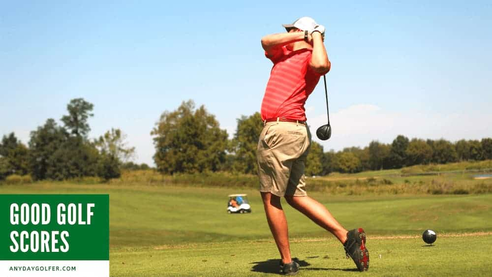 Good Golf Scores