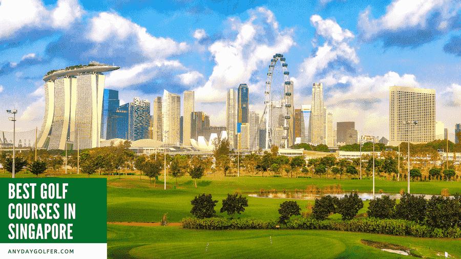 Best Golf Courses Singapore