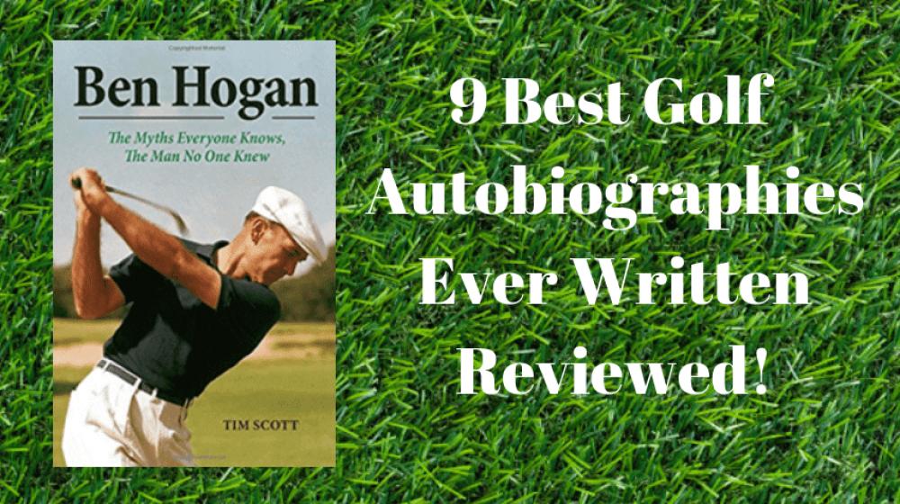 Best Golf Autobiographies