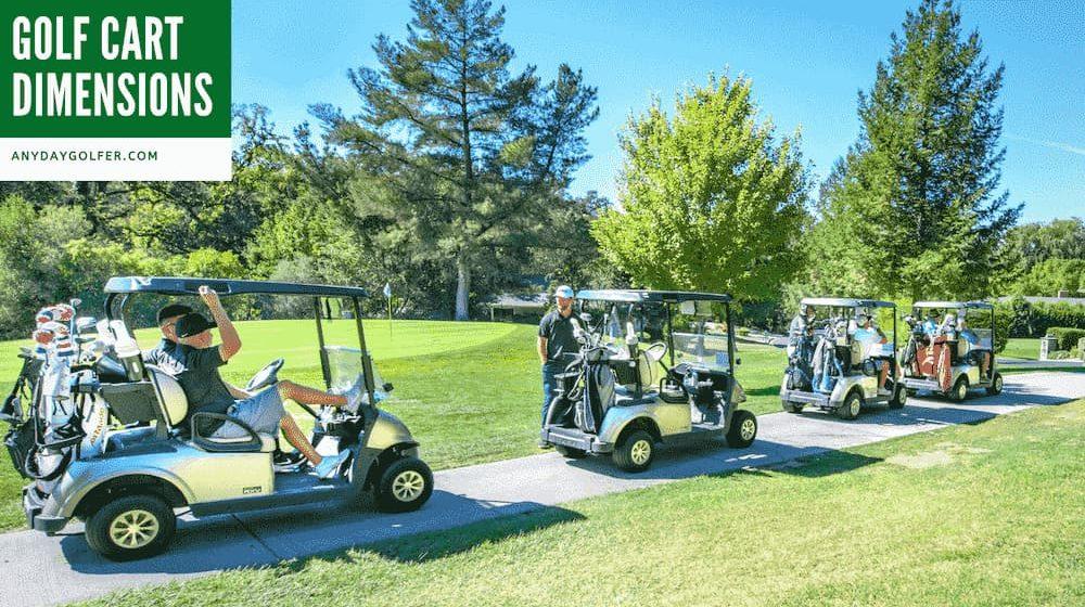 Golf Cart Dimensions