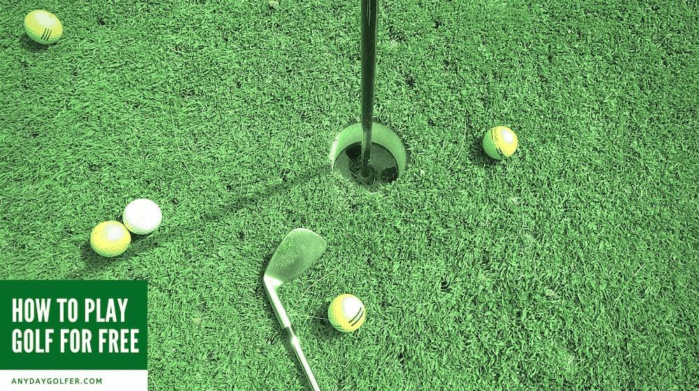 How To Play Golf For Free