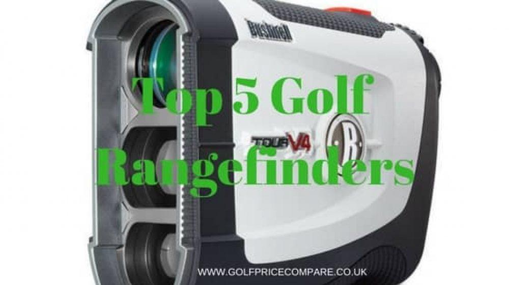 TOP 5 GOLF RANGEFINDERS
