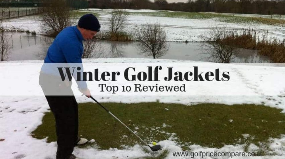winter golf jackets