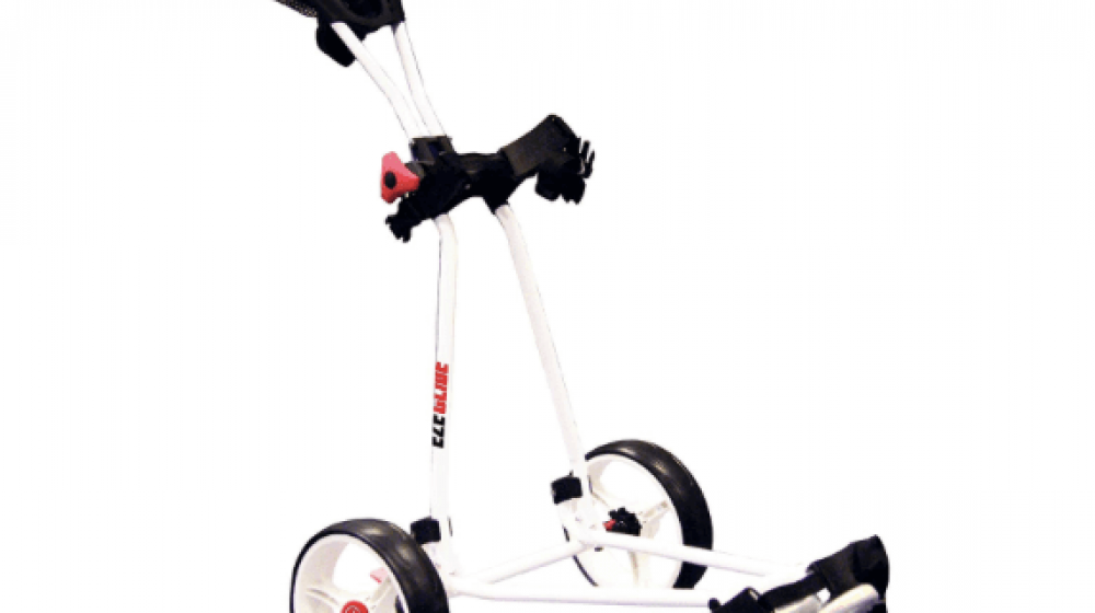 eze glide golf trolley review