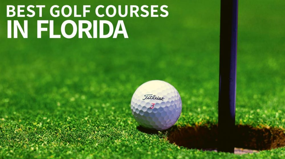 golf courses florida