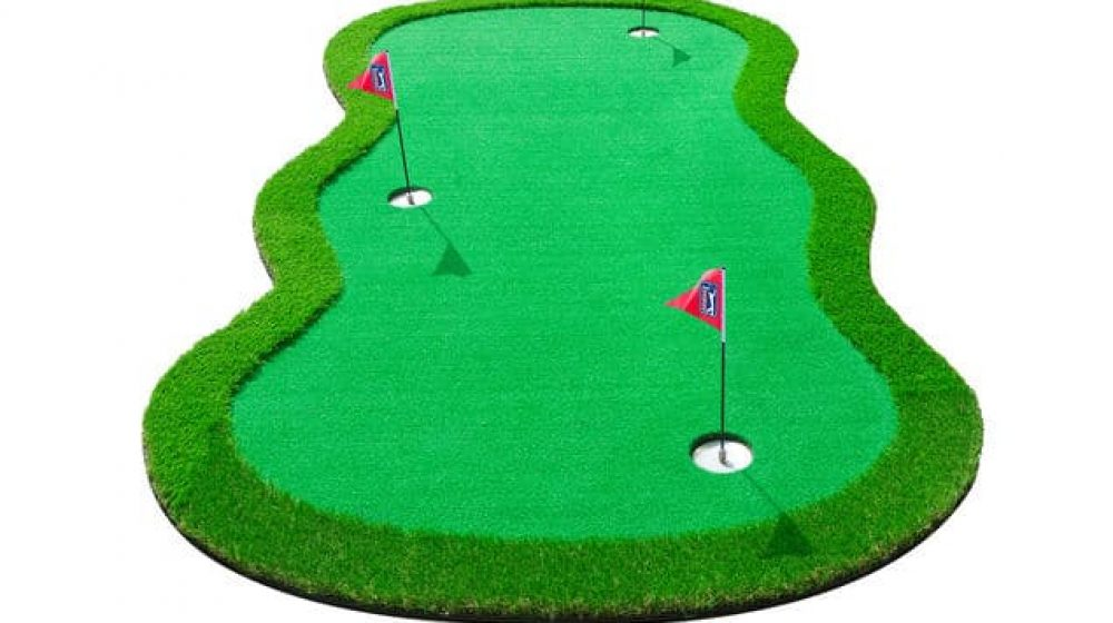 indoor golf putting mats uk